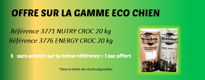 PROMOTION GAMME ECO